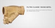 Filtro Classe 150/300 Mipel
