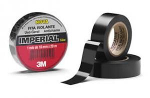 Fita Isolante Imperial Slim 3M